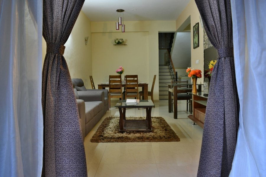 4 bedroom villa Arpora - Tour