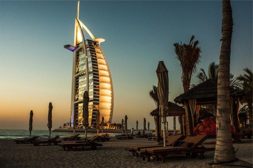 Miracles of Dubai Trio - Tour
