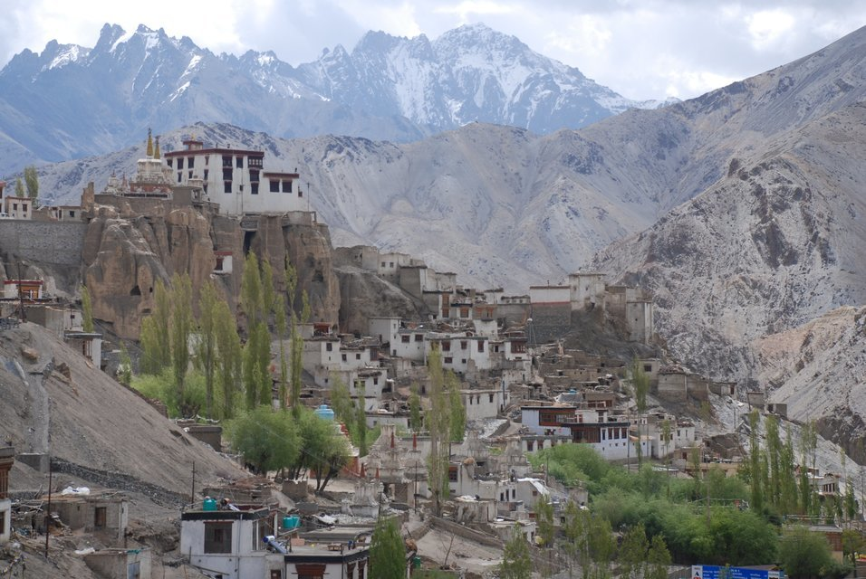 Ladakh With Golden Triangle - Tour