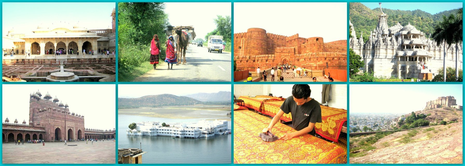 Rajasthan Fort & Palaces - Tour