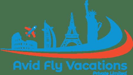 Avid fly Vacations Logo