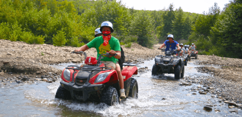 Quad Safari in Antalya - Deposit Only - Tour
