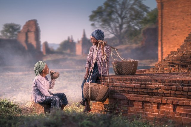 Myanmar: Exotic Landscapes! - Collection