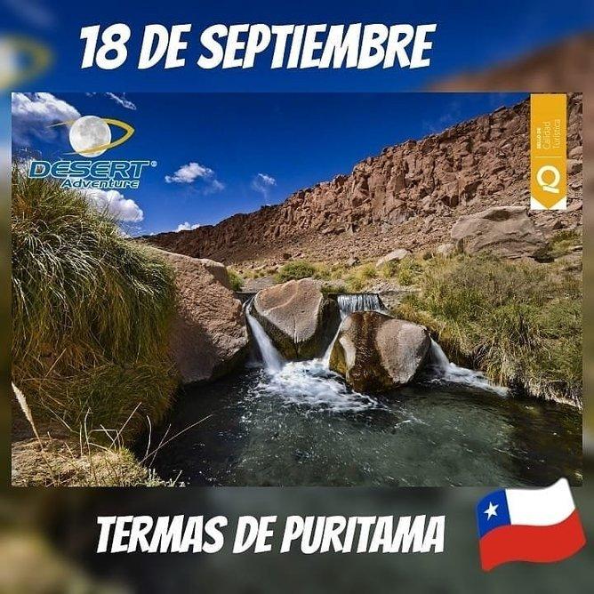 TERMAS DE PURITAMA - Tour