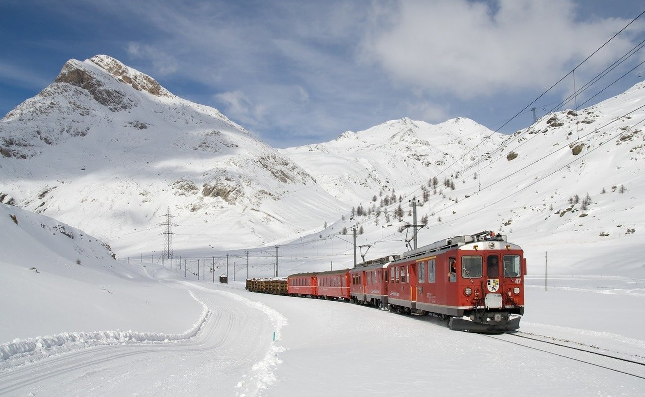 Switzerland Tour Package from Mumbai - Collection