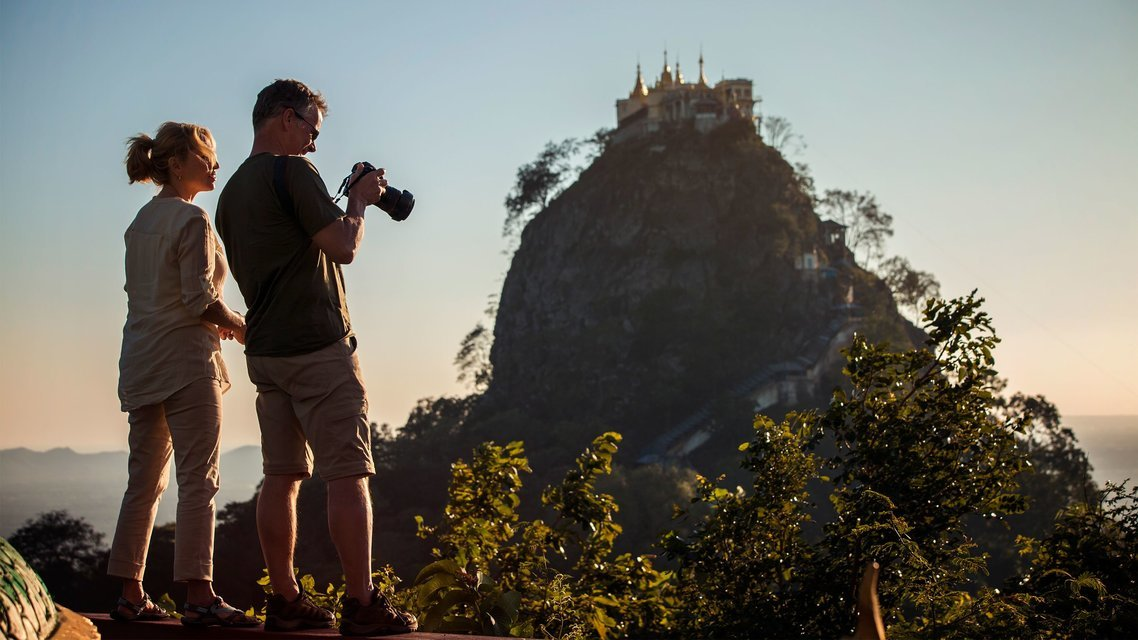 10-day Myanmar Soft Adventure And Cycling Tour - Tour