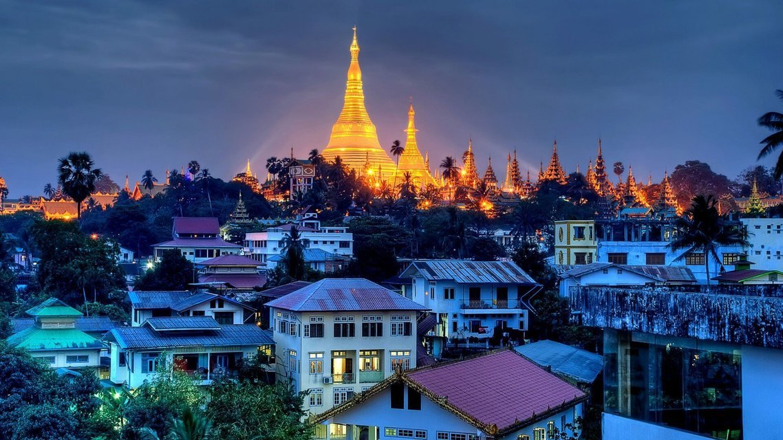 8-day Myanmar Soft Adventure And Cycling Tour - Tour
