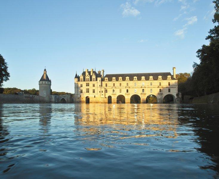 Vale do Loire de bike | 03 dias (com guia) - Tour