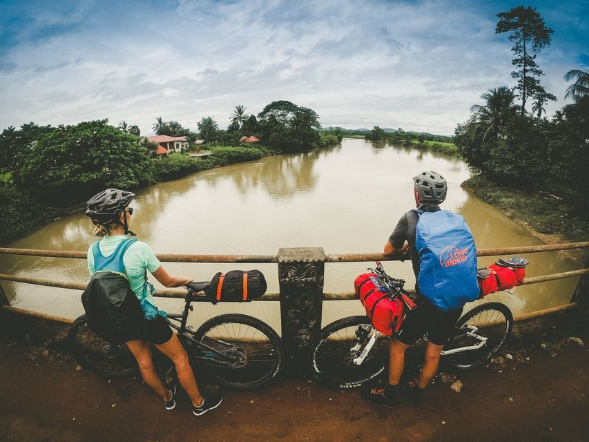 4-day Myanmar Hiking and Cycling Tour - Tour