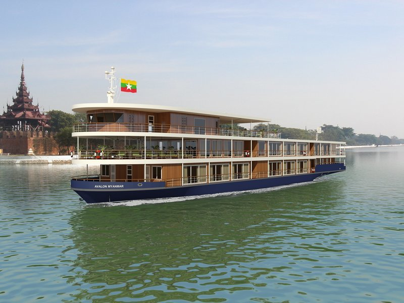 4-Day Irrawaddy River Cruise - Tour