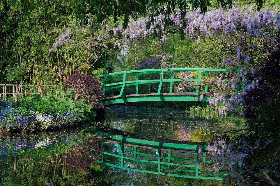 Giverny e Jardins de Monet   01 dia (autoguiado) - Tour