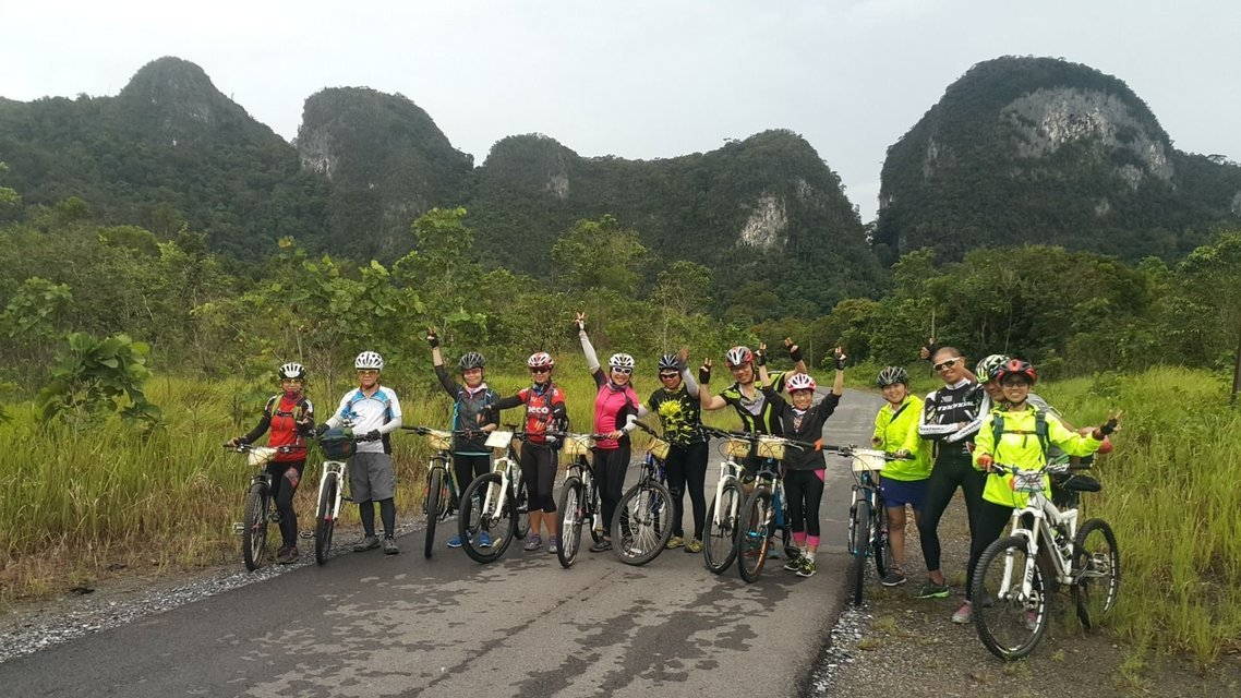 Cycling In Kuching and Northern Sarawak - Tour