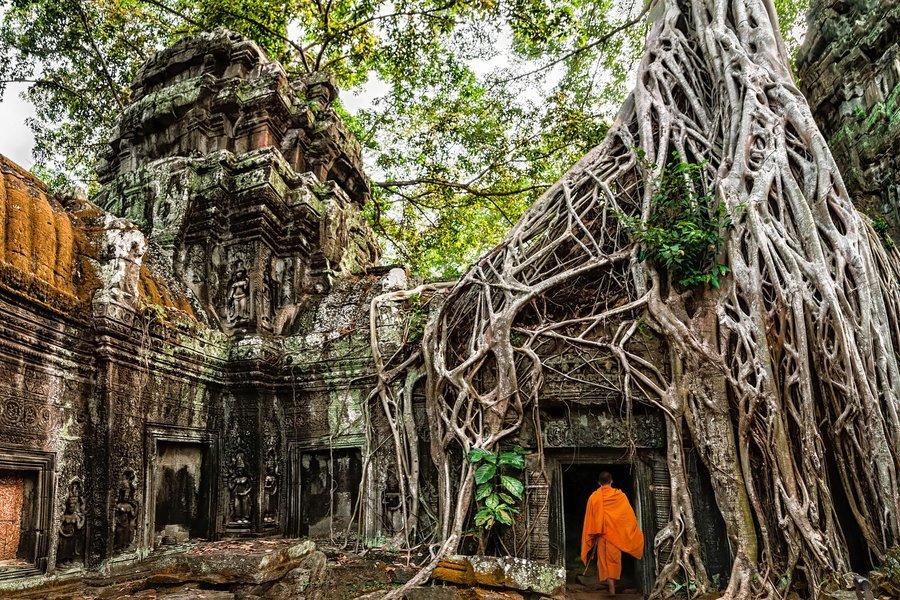 Angkor Wat and Historic Cambodia - Tour