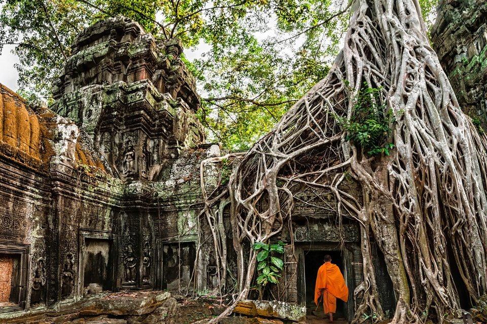 Angkor Wat and Historic Cambodia - Tour