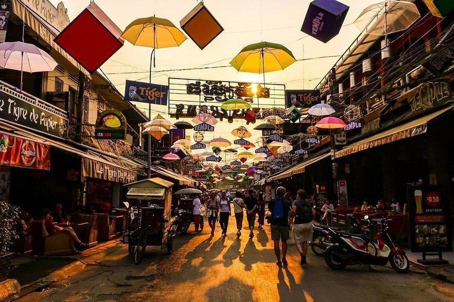 Cultural and biking tour of Cambodia - Tour