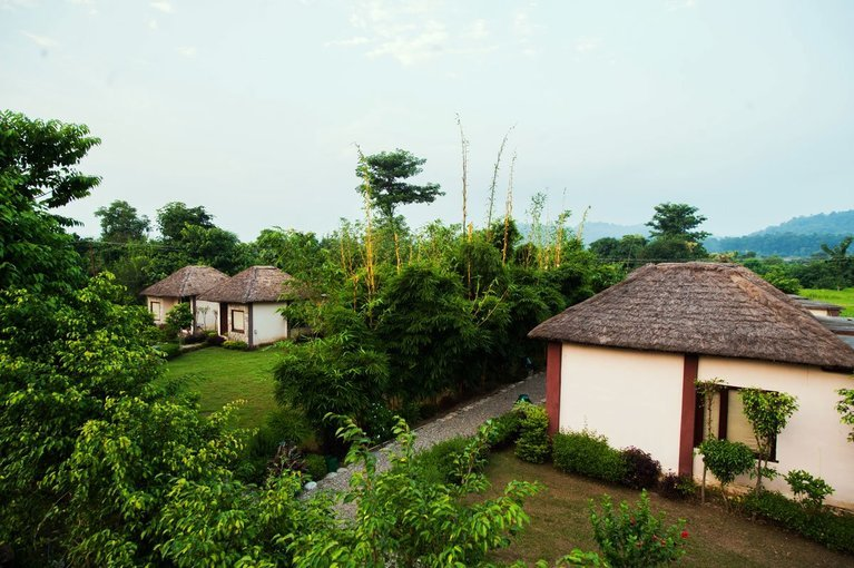 CORBETT MACHAAN RESORT - Tour