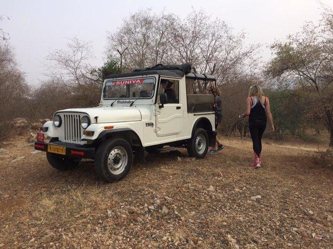 unique village safari - Tour
