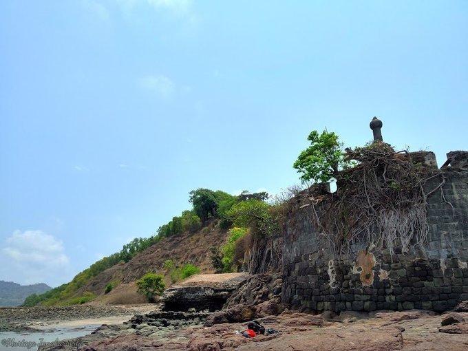 Korlai Fort & Nagaon Beach Leisure Tour - Tour