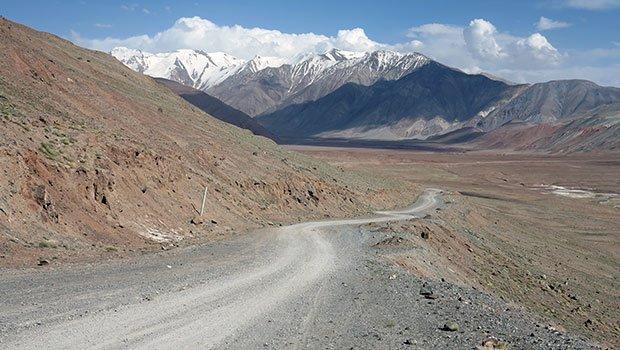 Pamir Highway - Tour