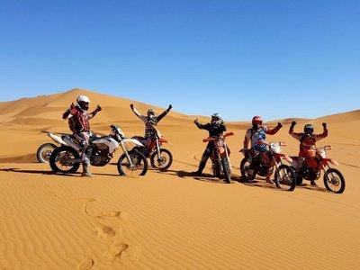Tour del Desierto - 7 días