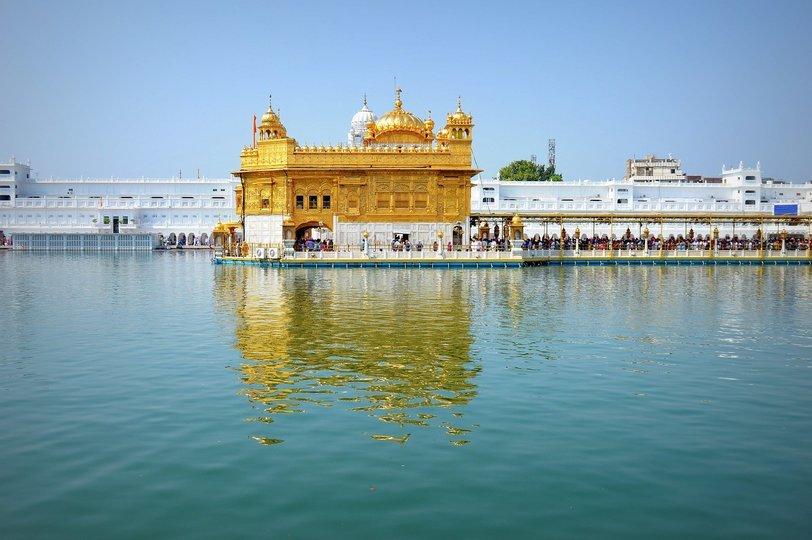 Golden Temple and Himalayas Tour  (Tour 16) - Tour