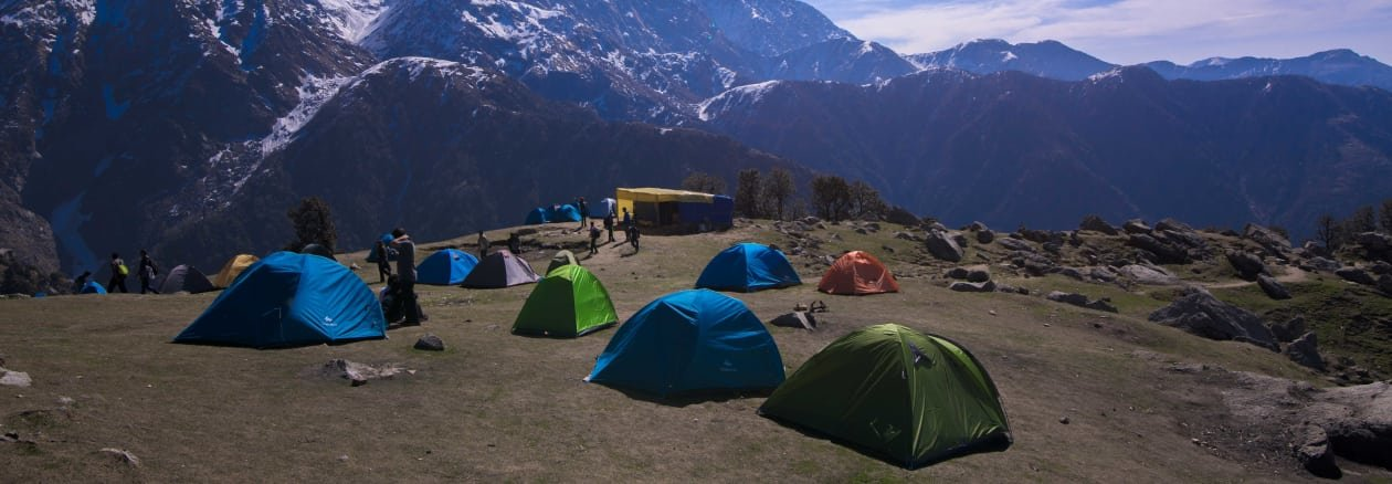 Mcleodganj Triund, Laka Got Glacier Camping & Trekking - Tour