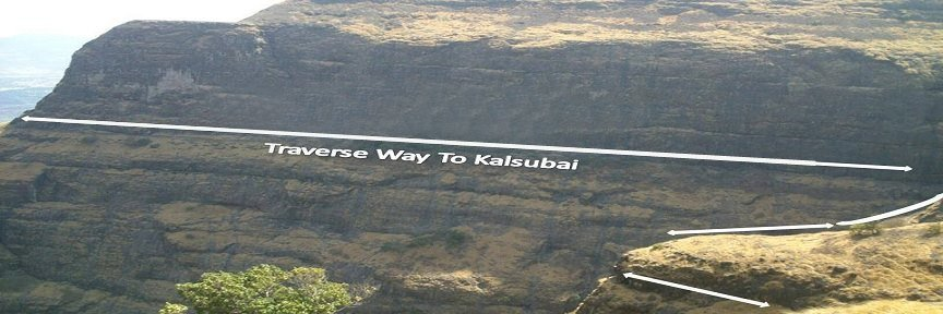 VRangers Kalsubai by Traverse Route