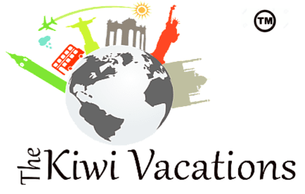 The Kiwi Vacations Logo