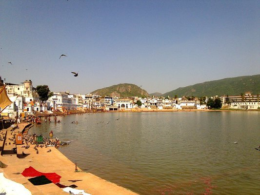 Golden Triangle with Pushkar Tour  (Tour 7) - Tour