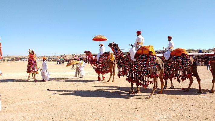 Delhi Agra Jaipur Pushkar Trip  (Tour 18) - Tour