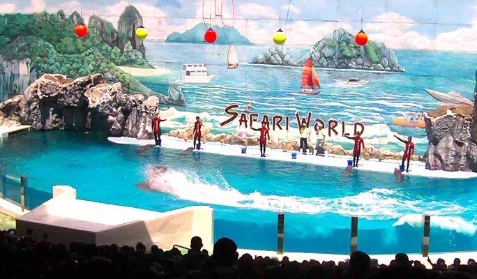 Safari World Ticket in Bangkok - Tour