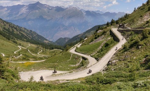 Vertigo Alpes