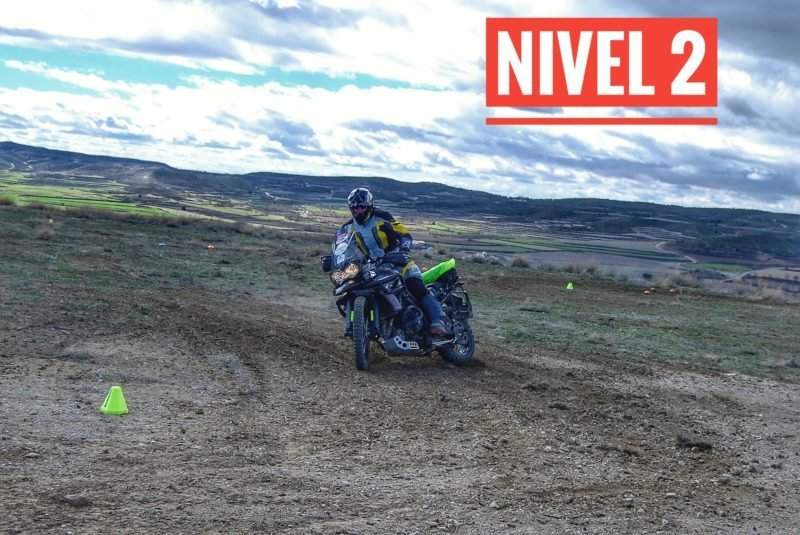 Curso Trail nivel intermedio - Monegros - Tour