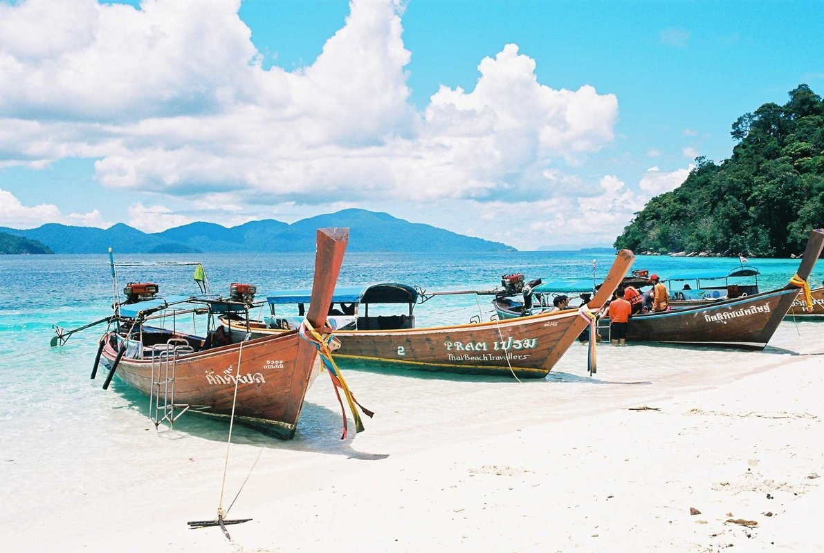 Top Destinations In Thailand