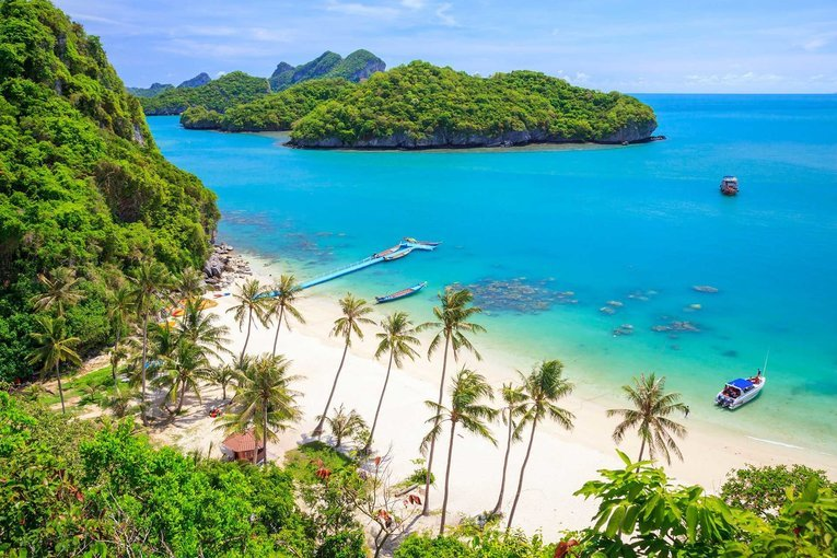 Captivating Krabi And Spectacular Koh Samui - Tour
