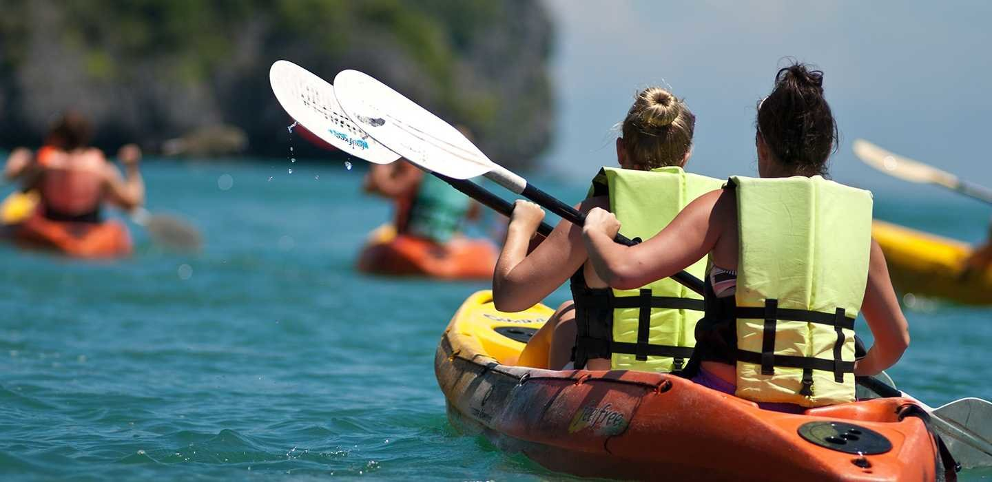 Thailand Activity Tour Packages - Collection