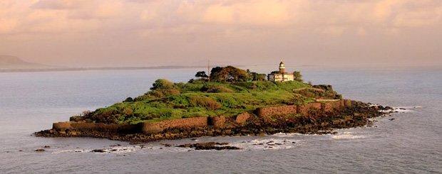 Khanderi - Underi Sea Forts - Tour