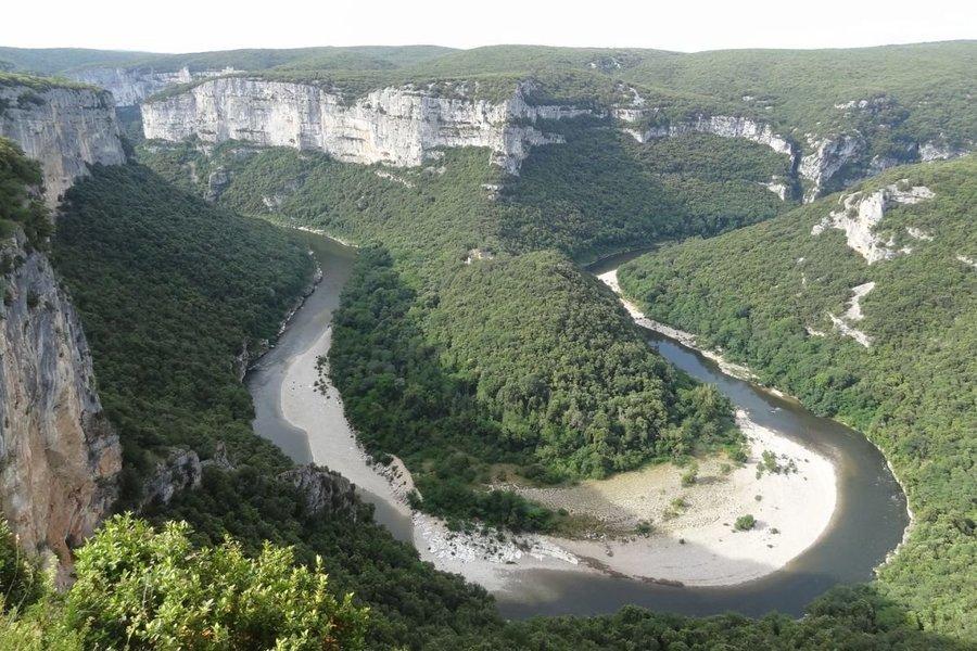 Sur de Francia - Cévennes y Ardèche - Tour