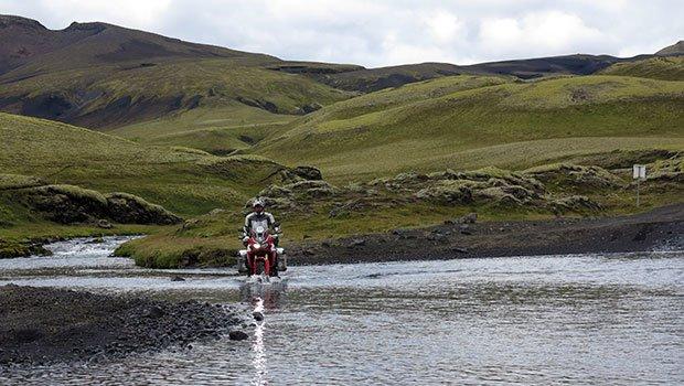 Vados de Islandia - Tour