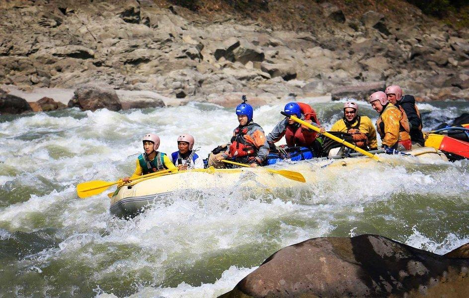 Subansiri River Rafting Tour - Tour