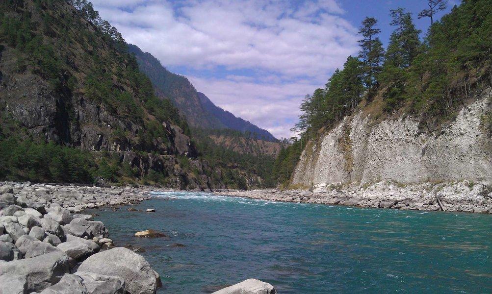 Brahmaputra Short Rafting Tour - Tour