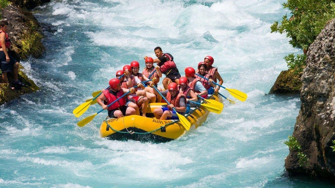 Kameng River Rafting Tour - Tour