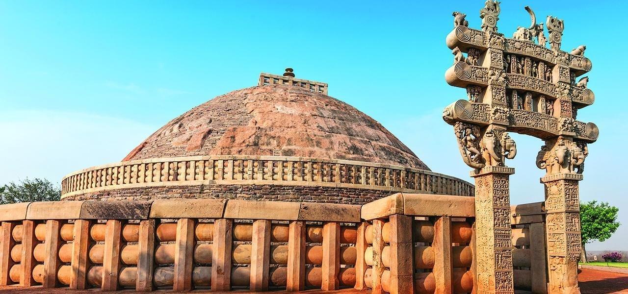 Bhimbetka Caves & Sanchi Stupa Heritage Tour - Tour