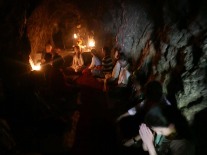 Half day trip to VASHISTHA CAVE - Tour