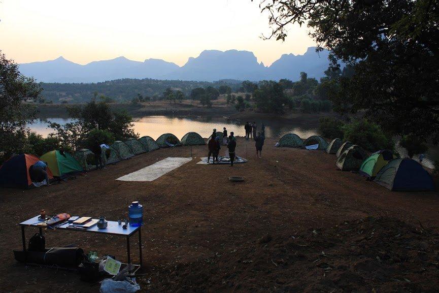 VRangers Camping Near Igatpuri - Tour
