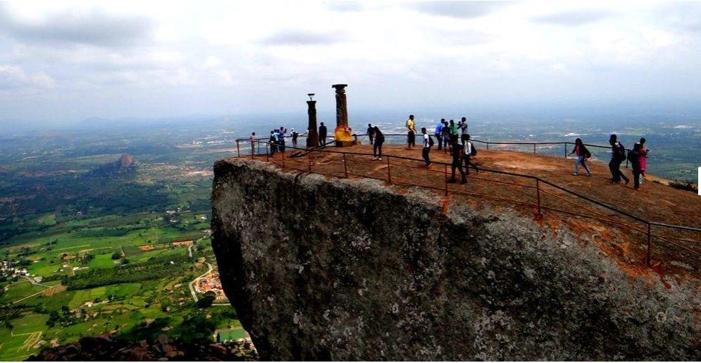 Shivagange Campsite - Tour