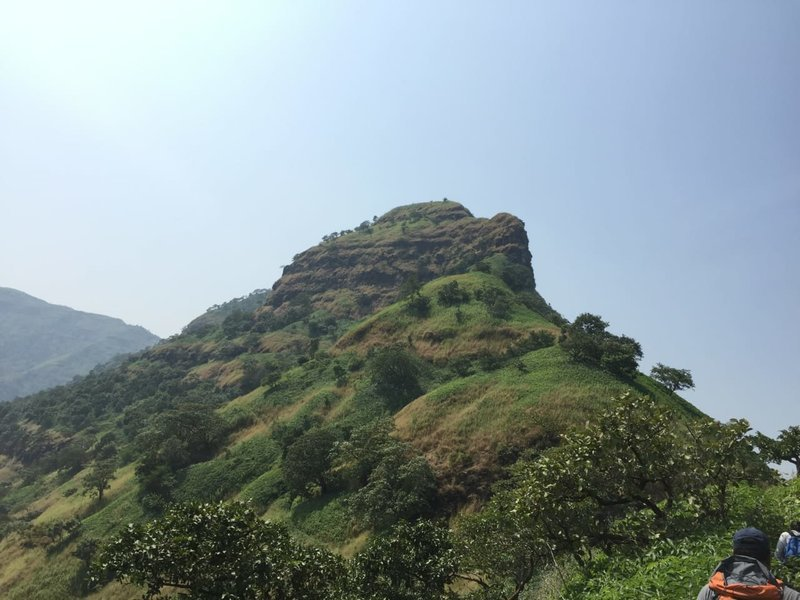 VRangers Trek to Kailasgad - Tour
