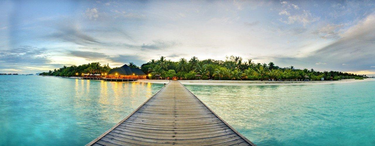 Paradise Island Superior Beach Bungalow & Water Villa - Tour