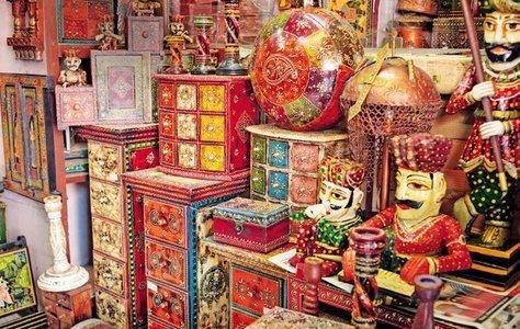 Jaipur_bazaar