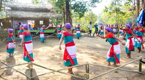 Chandubi Festival, Assam, 01 Jan